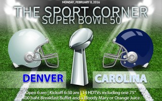 Denver Broncos @ Carolina Panthers